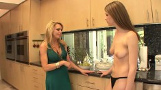 Delilah Blue and Alexa Styles get together to explore common desires and needs
