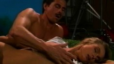 Silver Forrest gets herself pounded by the one and only Peter North