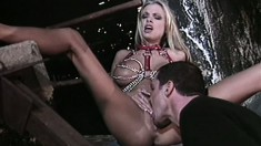 Sultry well-flavored whore is getting her terrific bottom fucked