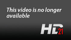 Muscled hunk rams his gloved fist into a bearded horndog's lubed ass