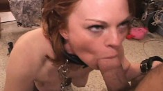 Foxy Kayce Gets Her Holes Probed And Gives Head For A Reward