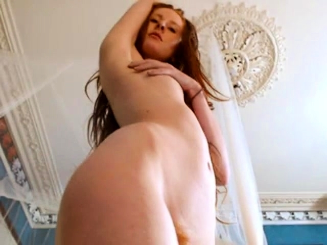 Free High Defenition Mobile Porn Video - Natural Hairy Redhead Masturbates  Solo To Orgasm - - HD21.com