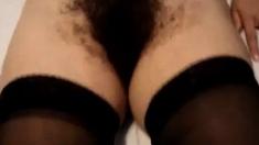 Very Hairy Woman