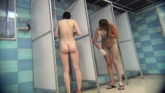 Voyeur Clip Of Hot Wife After Shower