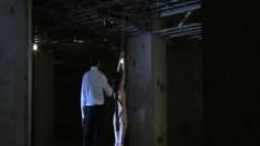 Japanese Tied Up Slut Gets Spanked