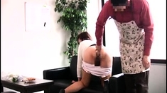 Large racks goddess Ema ebony nylon fetish porn