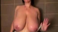 Huge Wet Ana