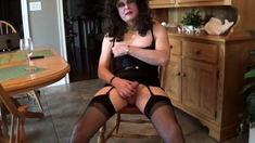 Married Crossdressing SIssy Slut