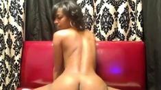 Black Girl Masturbation 2